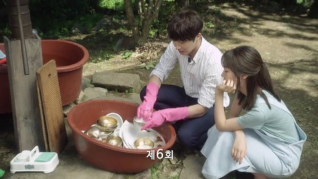 2015 Jung Il-woo in High End Crush Episodes 3 & 4 Cr. SOHU TV 18