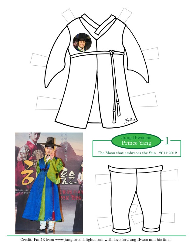 JFrog paper doll outfit as Prince Yang 1. Coloring Version For coloring. Cr. Fan13 from www.jungilwoodelights.com .jpg