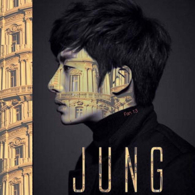 """Jung Il-woo art inspired by """"El Palacio de Correos"""" Madrid, Spain.JPG"""