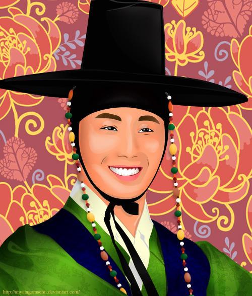 Jung Il-woo by anyatagomachii.jpg