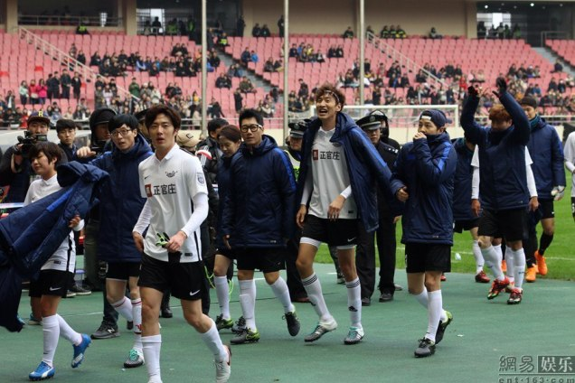 2016 1 10 jung il-woo playing soccer in the 2016 asian smile cup. 55