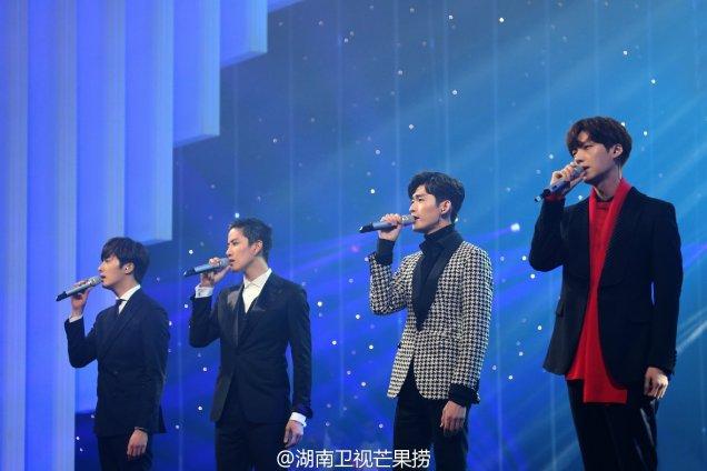2016 2 8 jung il-woo hunan tv spring gala. cr. hunan tv 1