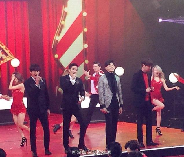 2016 2 8 jung il-woo hunan tv spring gala. cr. hunan tv. 12