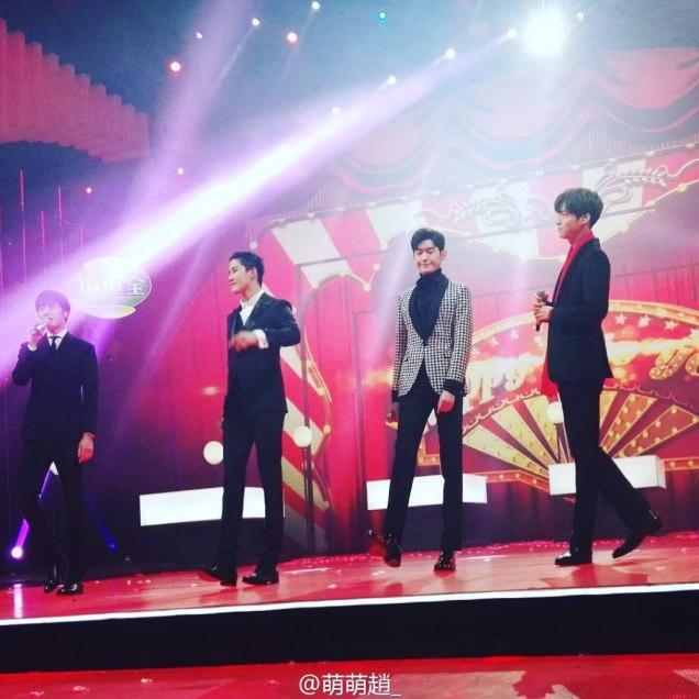 2016 2 8 jung il-woo hunan tv spring gala. cr. hunan tv. 8
