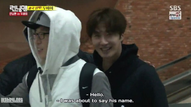 2016 3 6 running man episode 289. jung il-woo screen captures by fan 13. 30