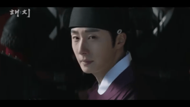 2019 1 10 haechi : hatch trailer scree captures by fan 13. credit sbs 14