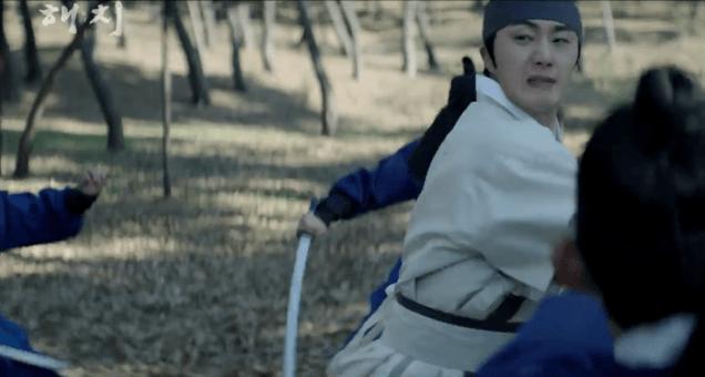 2019 1 21 jung il-woo in haechi third trailer. cr. sbs screen aptures: fan 13 8