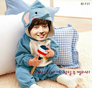 Jung Il-woo Photo Jokes. Cr. DCIlwoo Fans 14