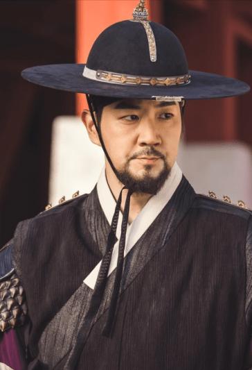 Haechi Drama, Han Sang-jinas Wi Byung-joo Cr. SBS.png