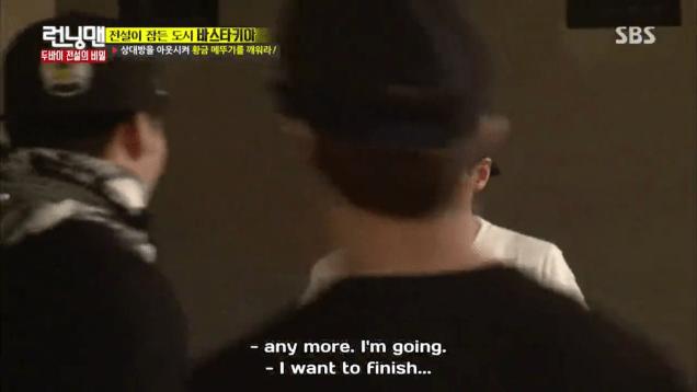 2016 3 13 Jung Il-woo in running Man Episode 290. (Dubai Part II) Cr. SBS 247