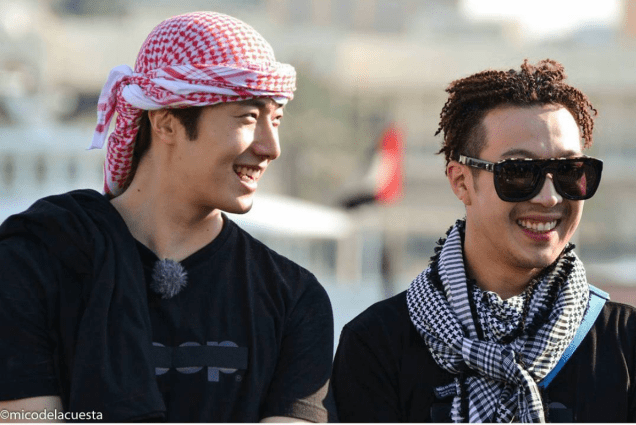 2016 3 13 Jung Il-woo in running Man Episode 290. (Dubai Part II) Cr. SBS and others 13