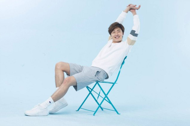 2016 3 Jung Il-woo for Chariot. 150