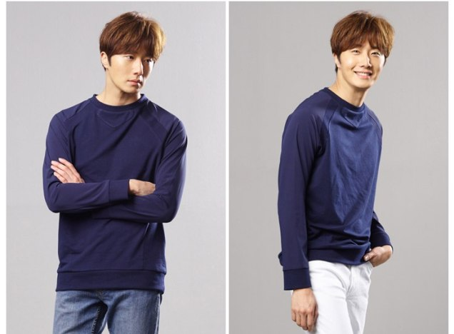 2016 3 Jung Il-woo for Chariot. 2