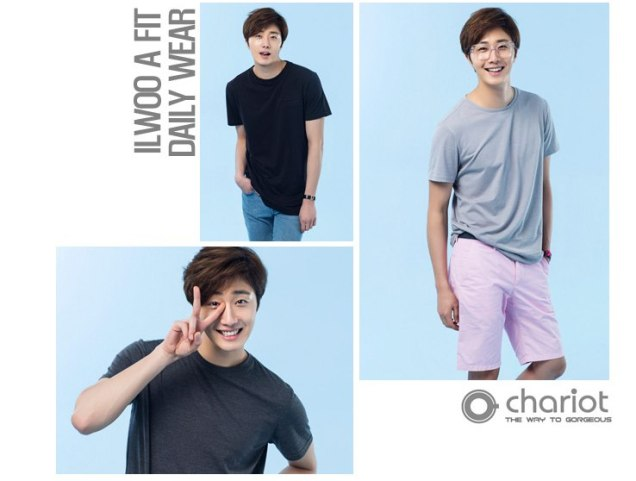2016 3 Jung Il-woo for Chariot. 84