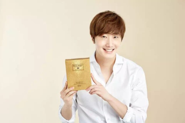 2016 4 8 Jung Il-woo for RNW Cosmetics. Cr. Damiin.45