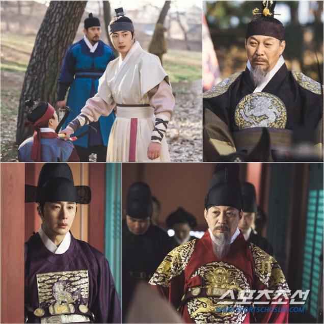 2019 02 11 Jung Il-woo In Haechi Scene A Cr. SBS.jpg