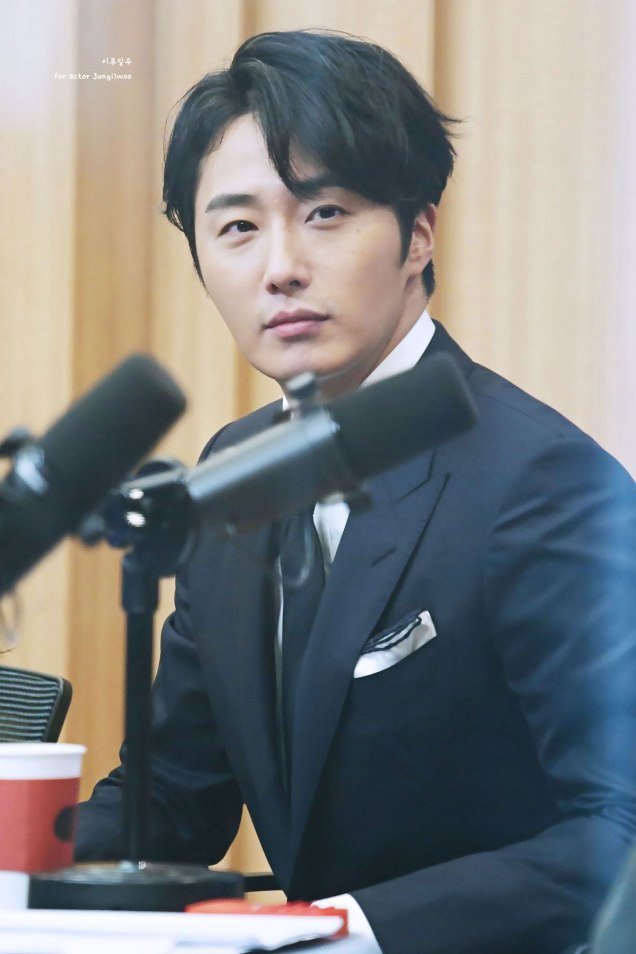 2019 2 11 Jung Il-woo at the Production Presentation by 이루일우 for actor Jungilwoo4
