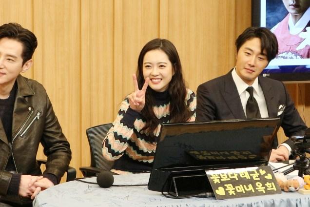 2019 2 11 Jung Il-woo at the SBS Radio Cultural Show 9