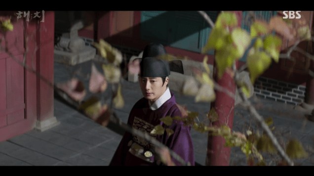 2019 2 11 Jung Il-woo in Haechi Episode 1. Cr. SBS 33