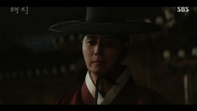 2019 2 11 Jung Il-woo in Haechi Episode 1. Cr. SBS 35