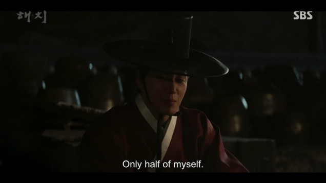2019 2 11 Jung Il-woo in Haechi Episode 1. Cr. SBS 37