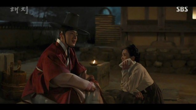 2019 2 11 Jung Il-woo in Haechi Episode 1. Cr. SBS 41