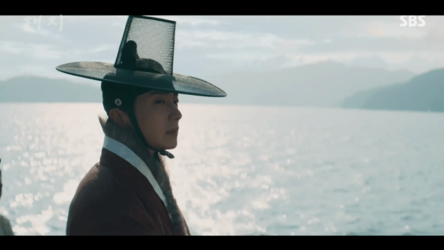 2019 2 11 Jung Il-woo in Haechi Episode 1. Cr. SBS 7