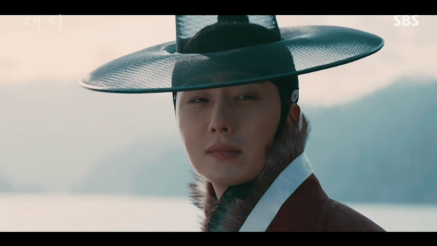 2019 2 11 Jung Il-woo in Haechi Episode 1. Cr. SBS 8