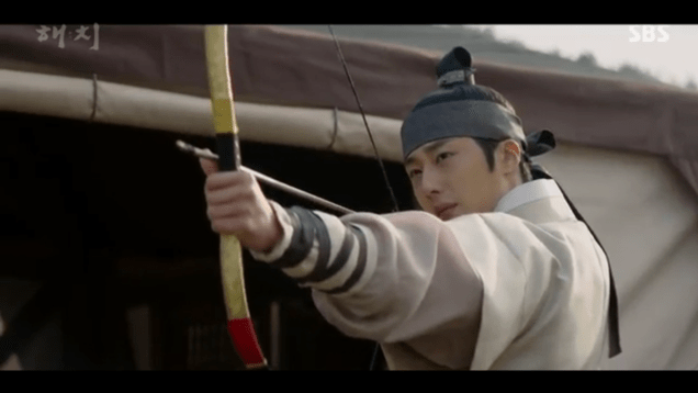 2019 2 11 Jung Il-woo in Haechi Episode 2 (3) 1