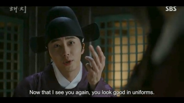 2019 2 11 Jung Il-woo in Haechi Episode 2 (3-4) 24