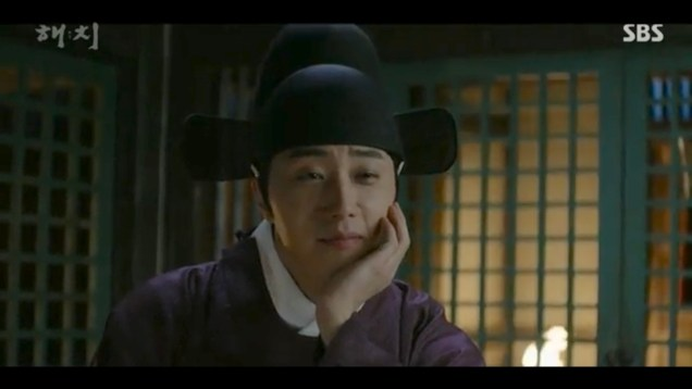 2019 2 11 Jung Il-woo in Haechi Episode 2 (3-4) 27