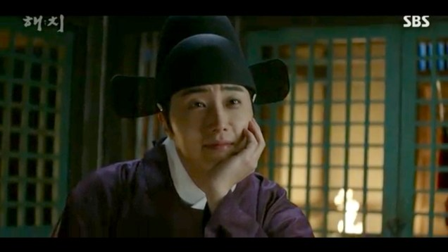 2019 2 11 Jung Il-woo in Haechi Episode 2 (3-4) 28