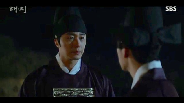 2019 2 11 Jung Il-woo in Haechi Episode 2 (3-4) 34