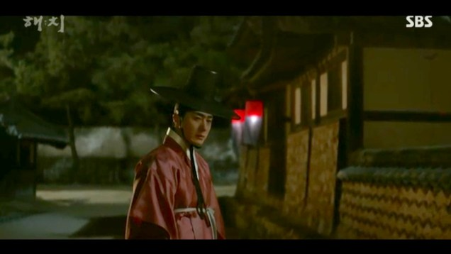 2019 2 11 Jung Il-woo in Haechi Episode 2 (3-4) 45