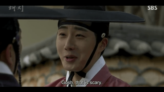 2019 2 11 Jung Il-woo in Haechi Episode 2 (3-4) 63