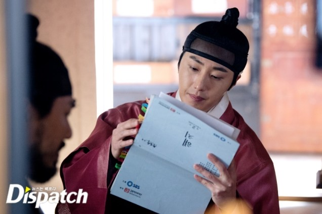 2019 2 11 Jung Il-woo in Haechi Episode 2 (3-4) Behind the Scenes. 10
