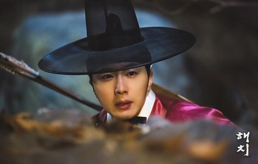 2019 2 11 Jung Il-woo in Haechi Episode 2 (3-4) Behind the Scenes. 18