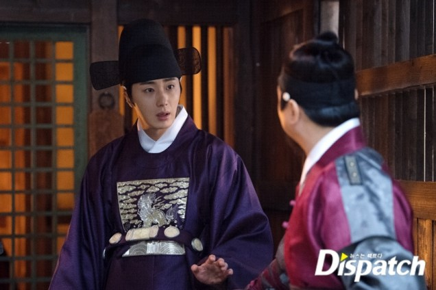2019 2 11 Jung Il-woo in Haechi Episode 2 (3-4) Behind the Scenes. 7