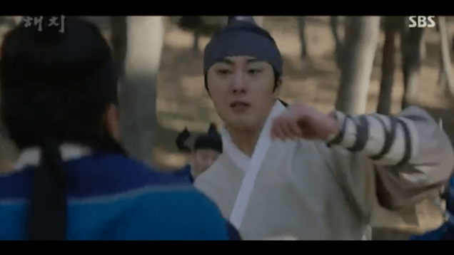 2019 2 11 Jung Il-woo in Haechi Episode 2 (3) 5