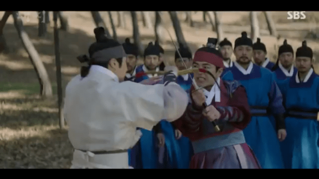 2019 2 11 Jung Il-woo in Haechi Episode 2 (3) 8