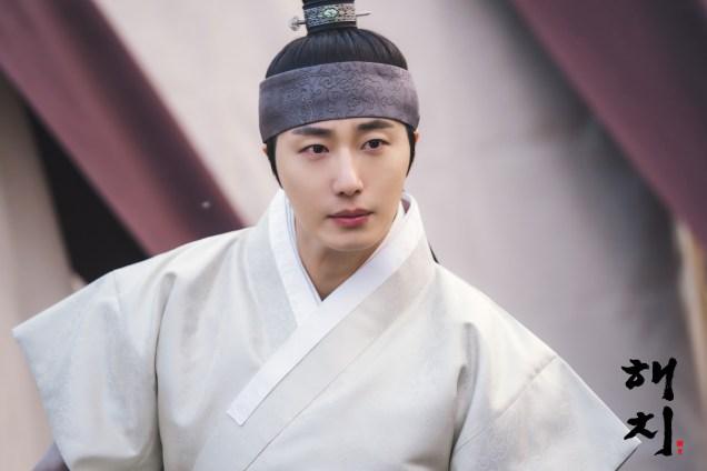 2019 2 12 Jung Il-woo in Haechi Episode 2 (3-4) BTS 2.jpg