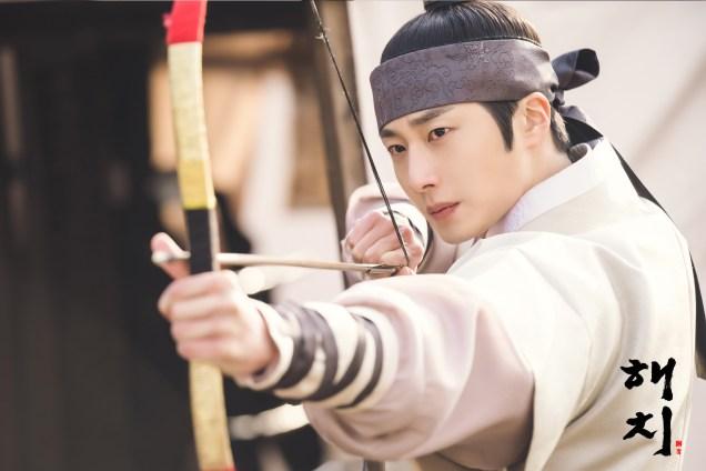 2019 2 12 Jung Il-woo in Haechi Episode 2 (3-4) BTS 4