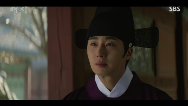 2019 2 18 Jung Il-woo in Haechi Episode 3 (5,6) 1