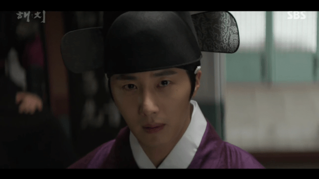2019 2 18 Jung Il-woo in Haechi Episode 3 (5,6) 20