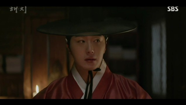 2019 2 18 Jung Il-woo in Haechi Episode 3 (5,6) 31