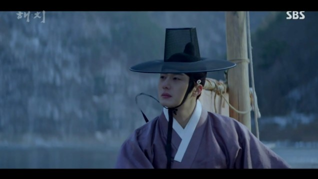 2019 2 18 Jung Il-woo in Haechi Episode 3 (5,6) 47