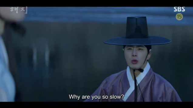 2019 2 18 Jung Il-woo in Haechi Episode 3 (5,6) 59