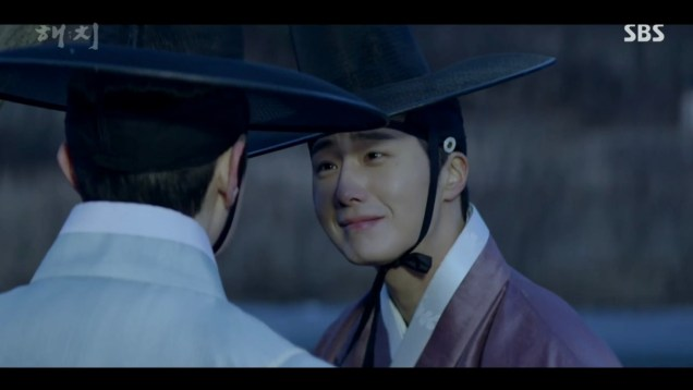 2019 2 18 Jung Il-woo in Haechi Episode 3 (5,6) 66