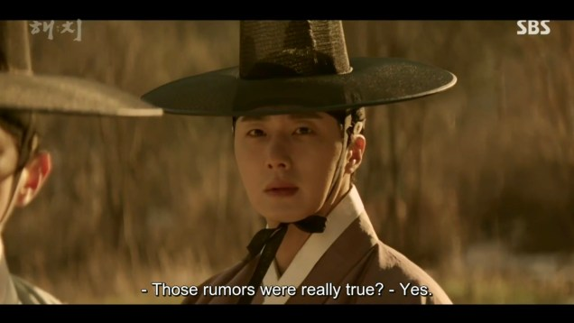 2019 2 18 Jung Il-woo in Haechi Episode 3 (5,6) 73