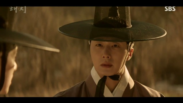 2019 2 18 Jung Il-woo in Haechi Episode 3 (5,6) 74